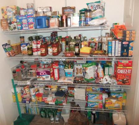 Pantry Reader Spotlight: Financial Relief...and an Overflowing Pantry