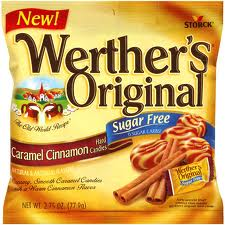 Werthers Candy Coupon   $1 Per Bag At Publix