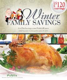 Publix Winter Family Savings
