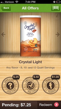 crystal light ibotta Publix Deals With ibotta Earning Offers (Free Crystal Light For Some)