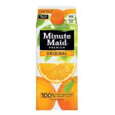 Minute Maid printable coupon