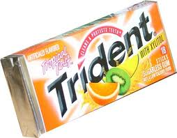 Gum Coupons   Trident, Stride, iD & More