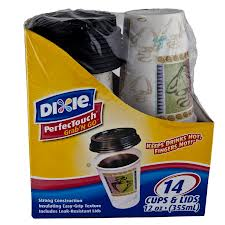 Dixie Perfect Touch Cups   79¢ Per Pack At Publix After Coupon