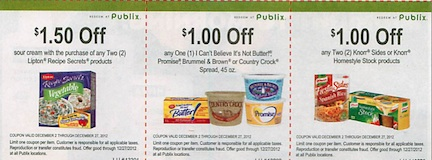 publix unilever Sunday Coupon Preview For 12/2   Upcoming Publix Coupons