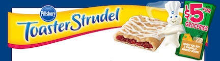toaster strudel grocery cash Toaster Strudel Deal   $5 Rebate & Free Movie Ticket Offers