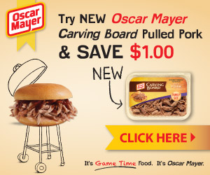 Oscar Mayer Carving Board 300x250 20121217 New Printable Coupons & End Of The Month Reminder