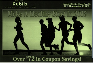 green adv publix 13 Publix Green Advantage Buy Flyer Make a Healthy Start in 2013 Super Deals (12/29 to 1/18)