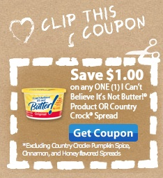 icbinb coupon I Can't Believe It's Not Butter or Country Crock Spread Coupon To Use With Publix Coupons   Save Up To $3