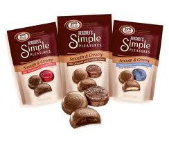 Hersheys Printable Coupon   $1.50 Off Hersheys Simple Pleasures