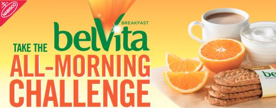 Belvita Sweepstakes and Instant Win Game Roundup