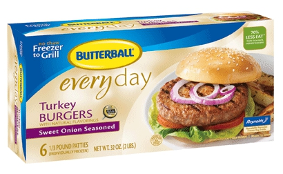 Butterball Turkey BUrgers swonion Butterball Sales & Deals At Publix!
