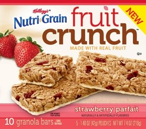 KelloggsNutriGrainFruitCrunchGranolaBarsStrawberryParfait 31274 copy Another Nutri Grain Coupon To Use With The Publix Coupon