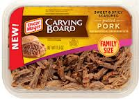 Oscar Mayer Progressive Coupon   Free Pack Of Carving Board Pulled Pork