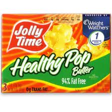 Jolly Time Coupon   $1 Popcorn At Publix