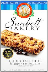 Sunbelt Granola Bars Coupon To Print