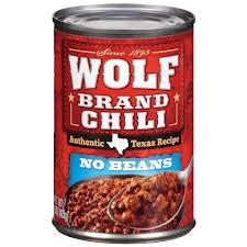 Great Deal On Wolf Brand Chili At Publix Through Friday