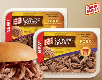 oscar mayer Oscar Mayer Coupons   Save $2 on Pulled Pork