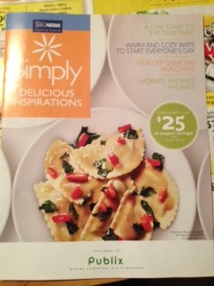 photo 1 e1357354663383 Simply Delicious Inspirations   New Booklet At Publix