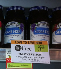 smuckers publix Smuckers Printable Coupon