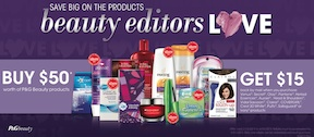 best in beauty rebate New P&G Mail In Rebate Available