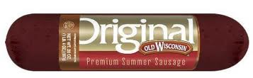 Cheap Old Wisconsin Summer Sausage At Publix