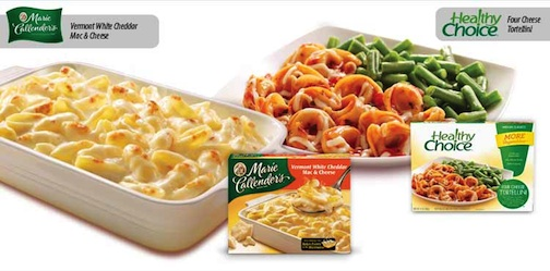 publix frozen club Marie Callender's and Healthy Choice Frozen Food Club   Exclusively At Publix