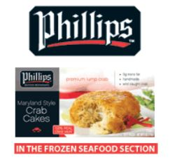 Phillips crab cakes new High Value Coupons   Phillips Seafood & Almay