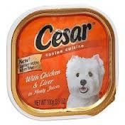Cesar Canine