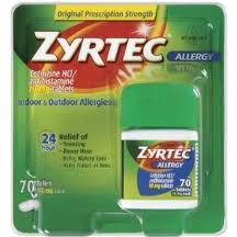 graphic regarding Zyrtec Printable Coupon $10 titled Zyrtec Coupon - $10 Off One particular Bottle
