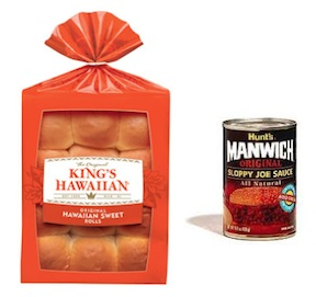 kings manwich Publix Deal   Cheap Manwich & Kings Hawaiian Rolls On 3/30 Only
