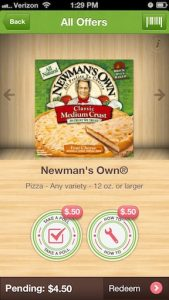 newman ibotta 169x300 New ibotta Offers To Match With Publix Sale