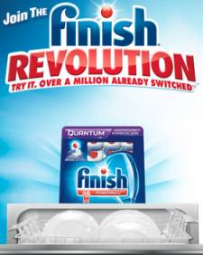 Finish Free Sample Roundup For 4/12