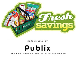 Fresh Savings logo 2 Publix Fresh Savings Event & Giveaway