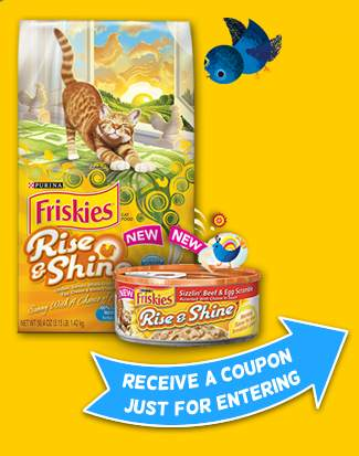 Friskies Rise Shine Free Sample Roundup For 4/12
