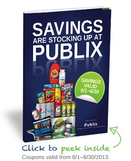 SSQ2 2013 Peek inside booklet copy Publix Stocking Spree Booklet   Request Yours Now