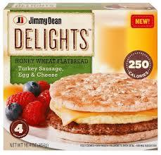 Jimmy Dean Flatbread Sandwich