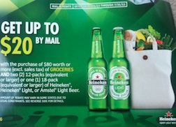 heineken mir Look For Beer Mail In Rebates When You Shop At Publix