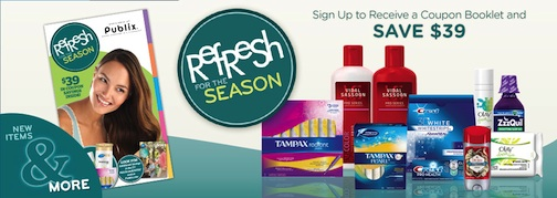 refresh the season Request The Refresh For The Season Booklet From P&G
