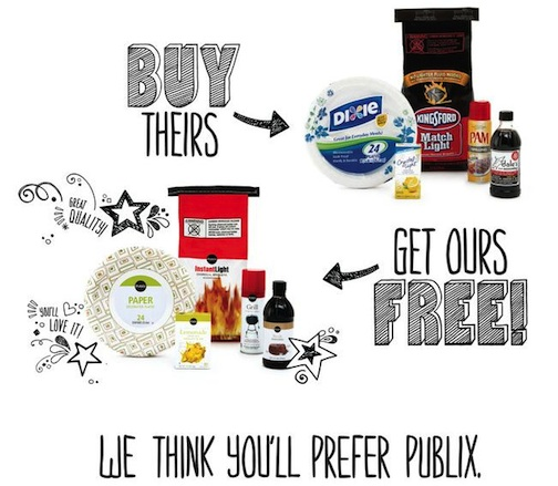 PublixBTGOF Jun192013 copy Publix Buy Theirs Get Ours Promotion Week Of 6/20 (6/19 For Some)