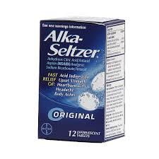 Alka Seltzer 12 ct