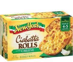 New York Brand Ciabatta Rolls