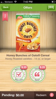 hbo ibotta New ibotta Offer For Honey Bunches Of Oats BOGO