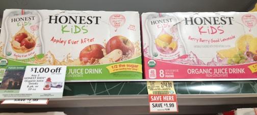 Honest Kids Juice