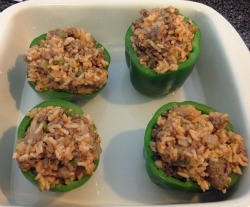 peppers water Publix Super Meals   Stuffed Bell Peppers
