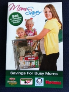 Mom Saver Booklet New Coupon Booklet   Mom Saver