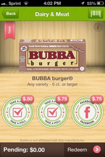 bubba ibotta Great New ibotta Offers To Match The Publix Sales