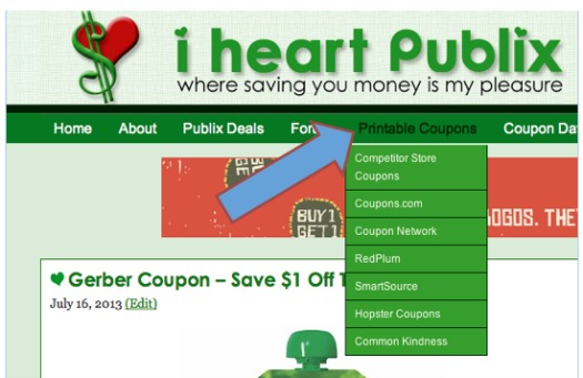 coupons i heart publix Coupon Question And Answer   Best Of Ask I Heart Publix 7/2