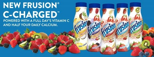 frusion c charged Frusion C Charged   Healthy & Delicious + Try It For FREE!