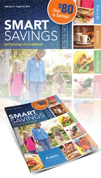smart savings publix New Publix Booklet   Smart Savings With Over $80 In Savings