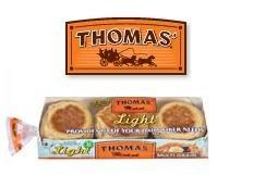 Thomas 100 Calorie Multi Grain English Muffin